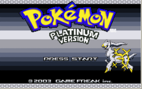 Pokemon light platinum x and y gba rom download