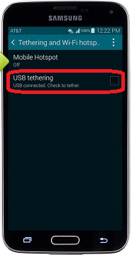 how to connect samsung galaxy s5 to pc via wifi