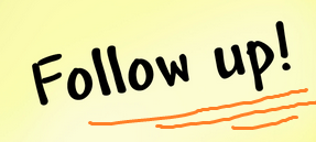 Write A Follow Up Letter Visihow
