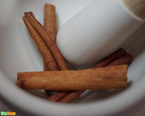 Use Cinnamon to treat acne