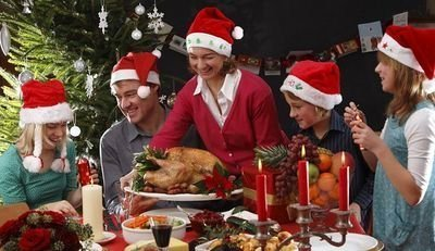Cook an Old Fashioned Christmas Dinner