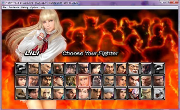 Tekken 5 Iso File Free Download